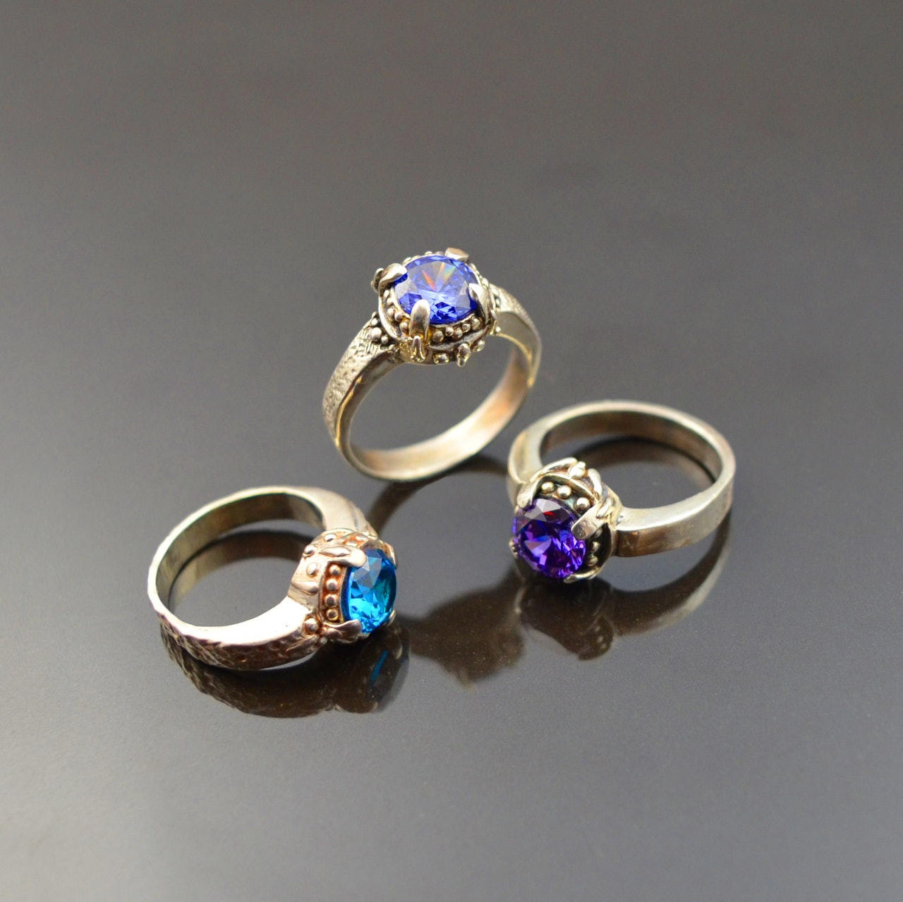 Claw Set Ring