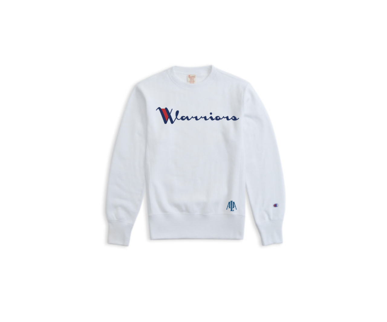 Adult Warriors Champion Sweatshirt