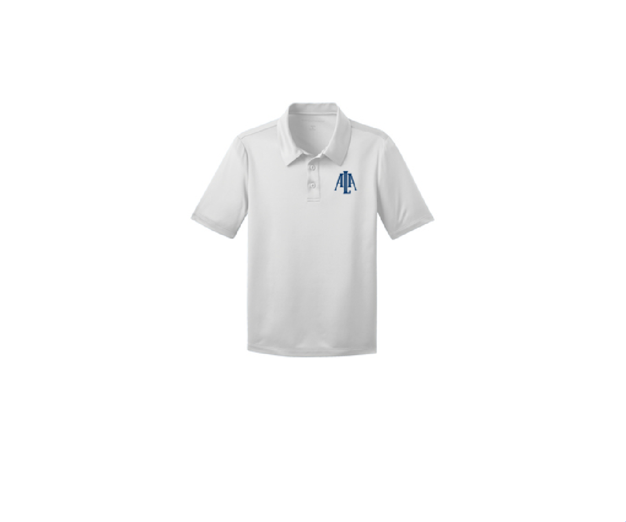 Youth ALA Dry Fit Polo- (4) Colors