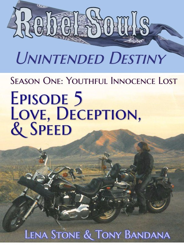 Love, Deception, & Speed - Kindle, Amazon, .mobi Version