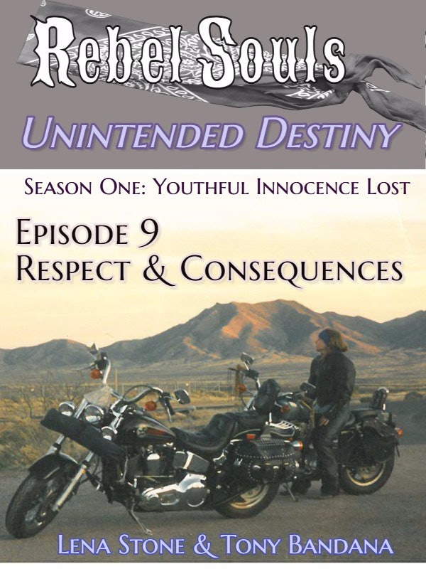 Respect & Consequences - Kindle, Amazon, .mobi Version