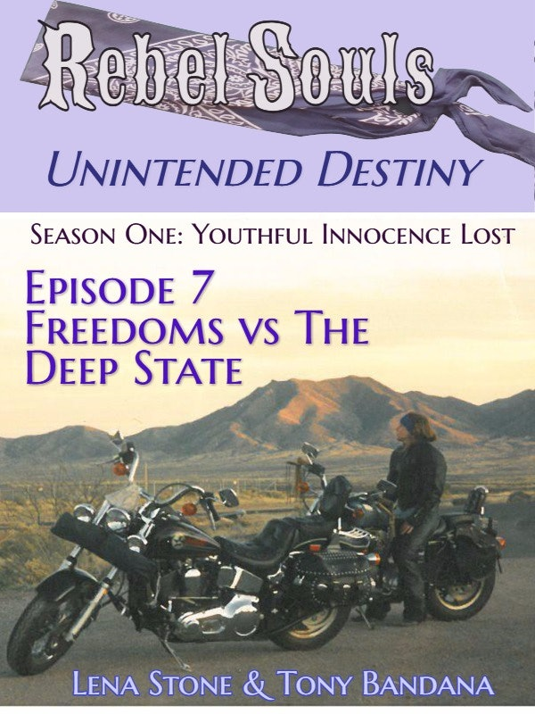 Freedoms vs The Deep State - ePub Nook Version