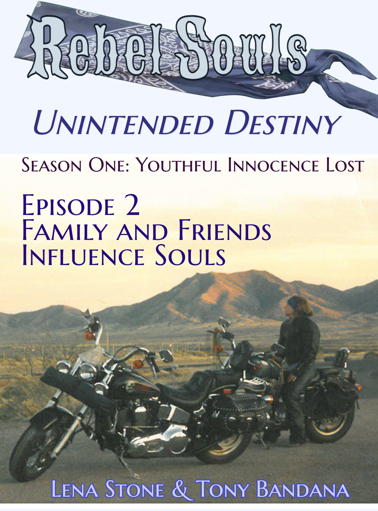 Family and Friends Influence Souls - ePub Version