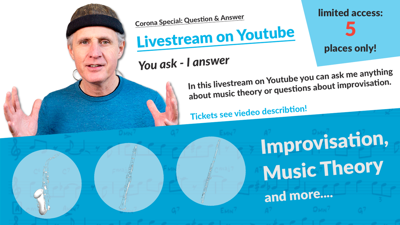 Corona-Special: Online Question and Answer · 03.31.2020 · 9.00 pm (German Time)