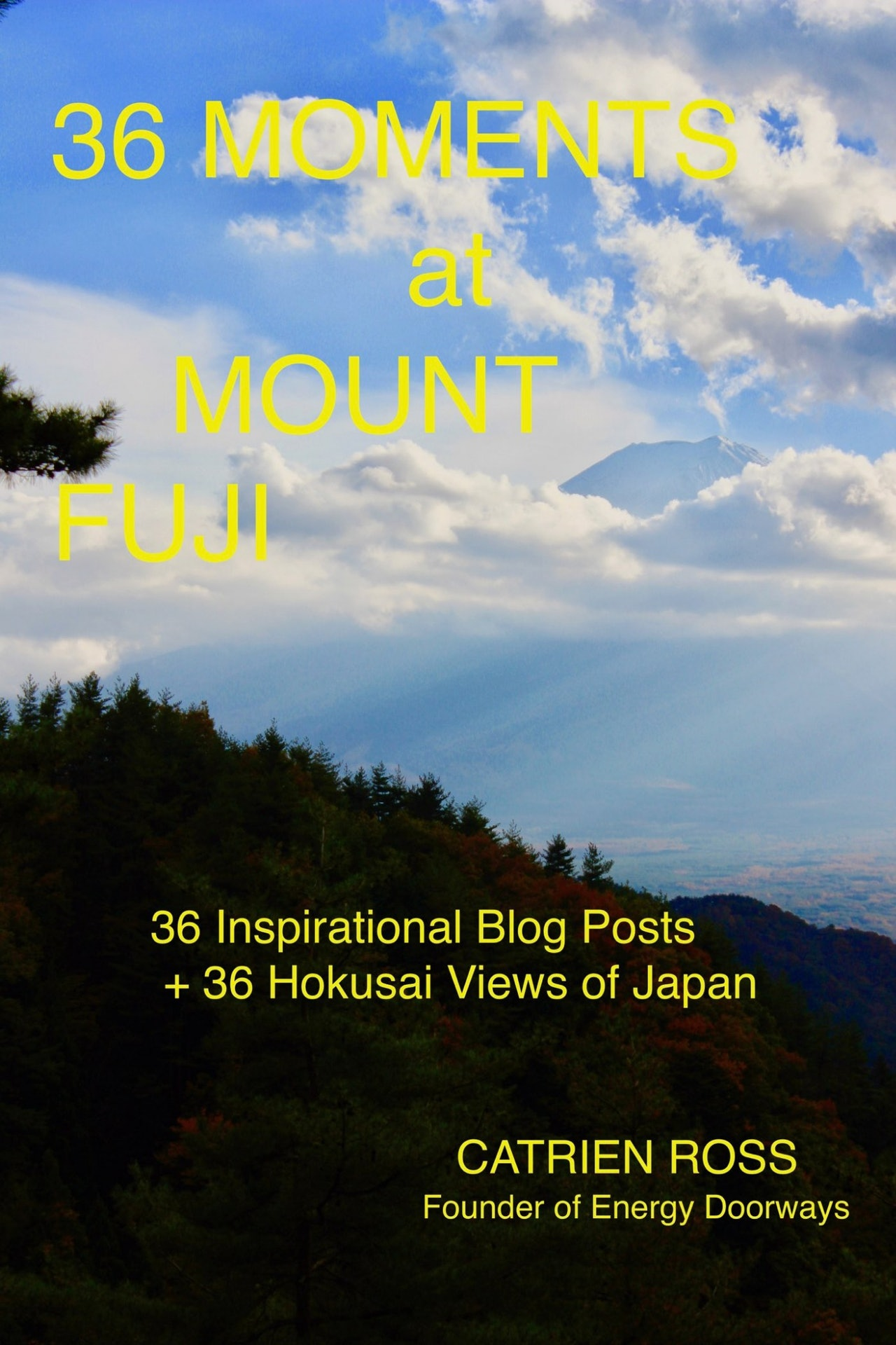 36 Moments at Mount Fuji