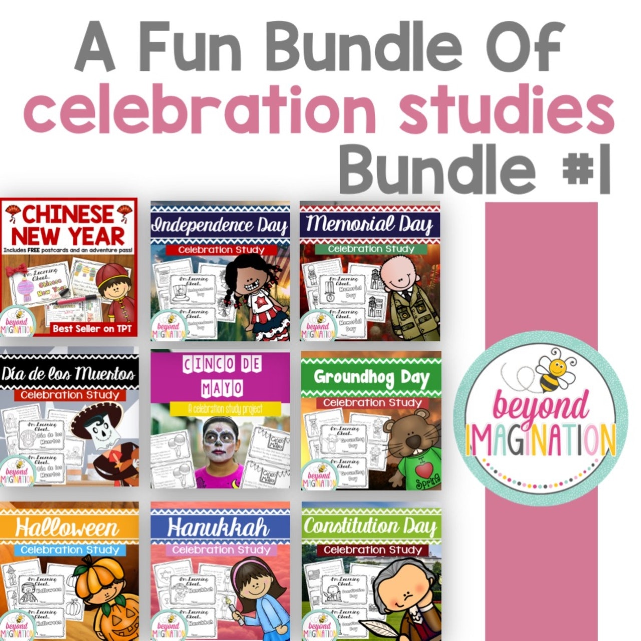 Celebration Study Bundle #1