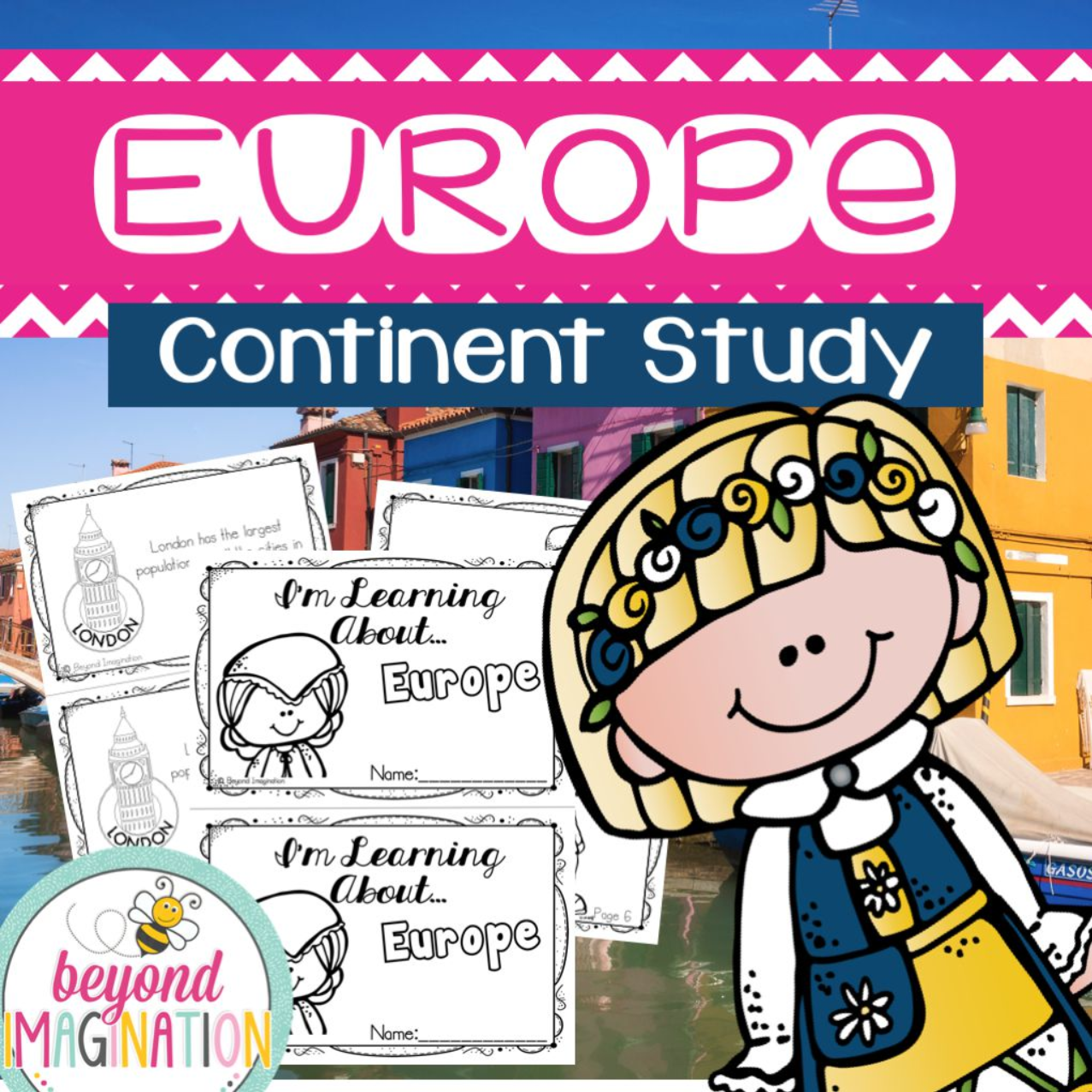 Europe Continent Study