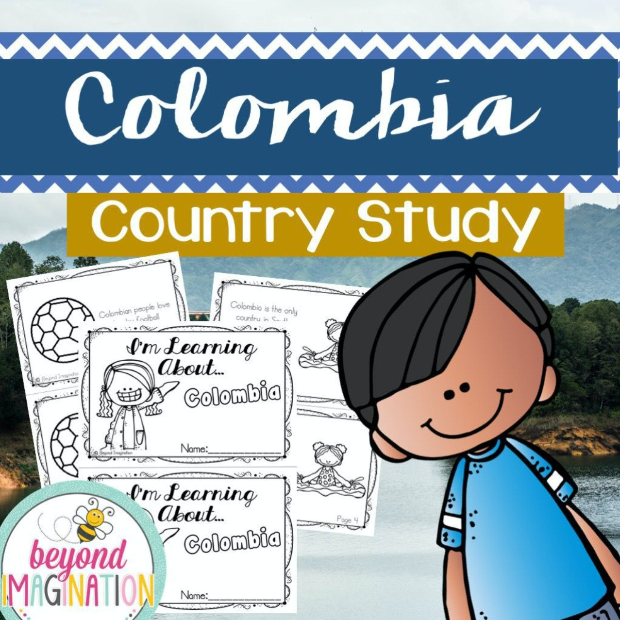Colombia Country Study
