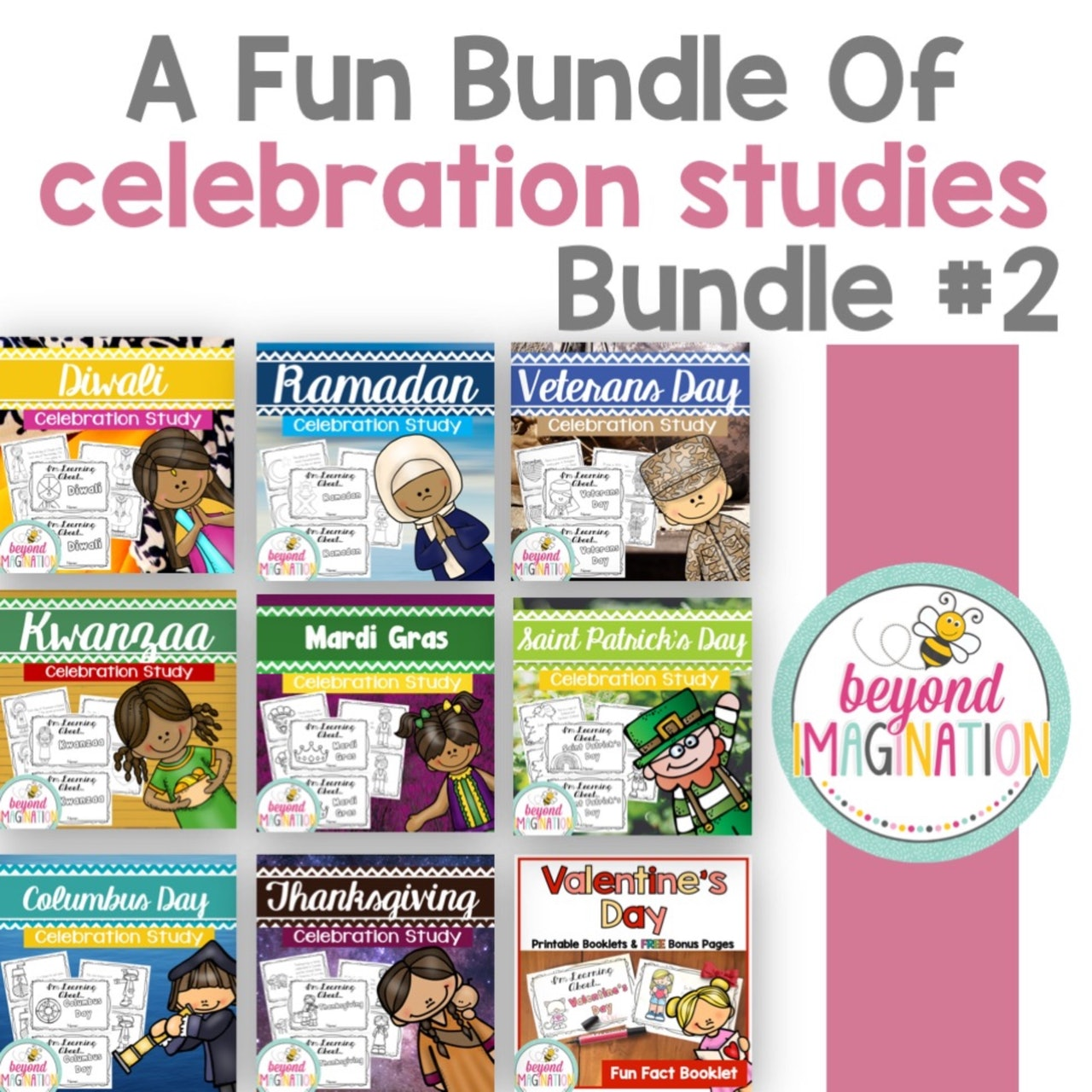 Celebration Study Bundle #2