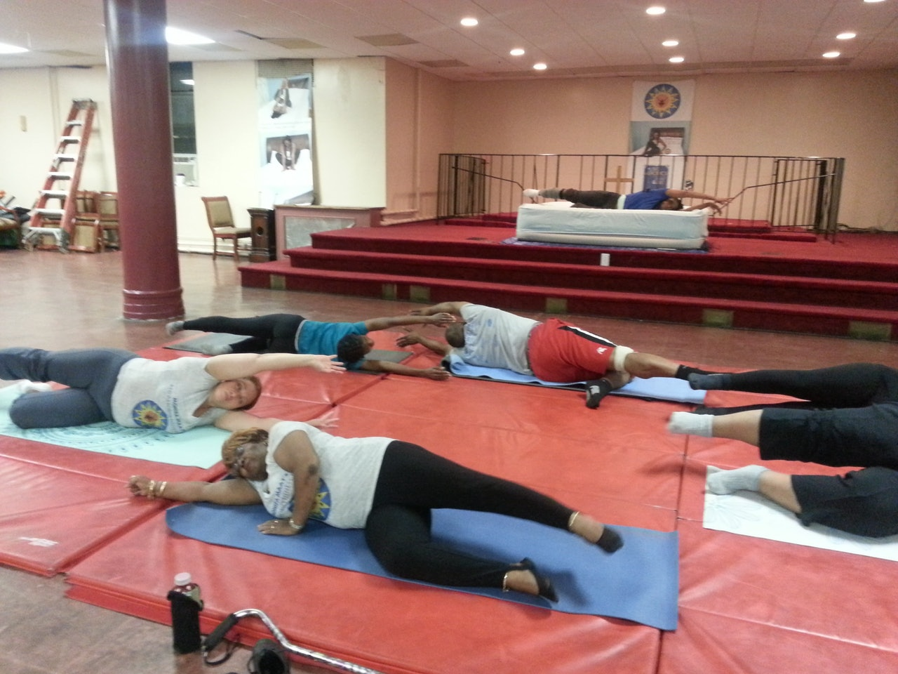 Bed Aerobics Fitness Flow Certification Course
