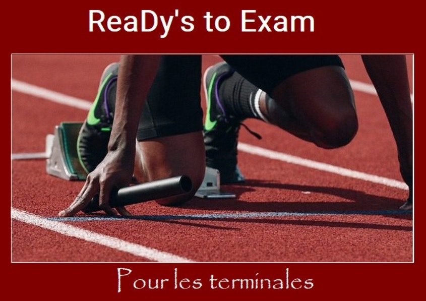 ReaDy'S to Exam - 2019