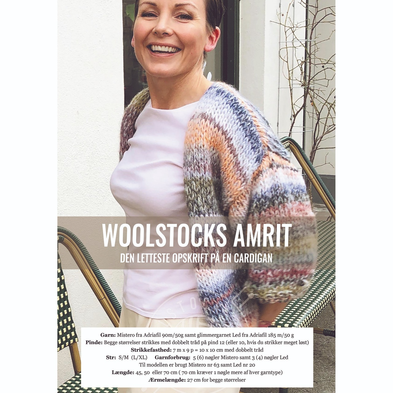 Woolstocks Amrit