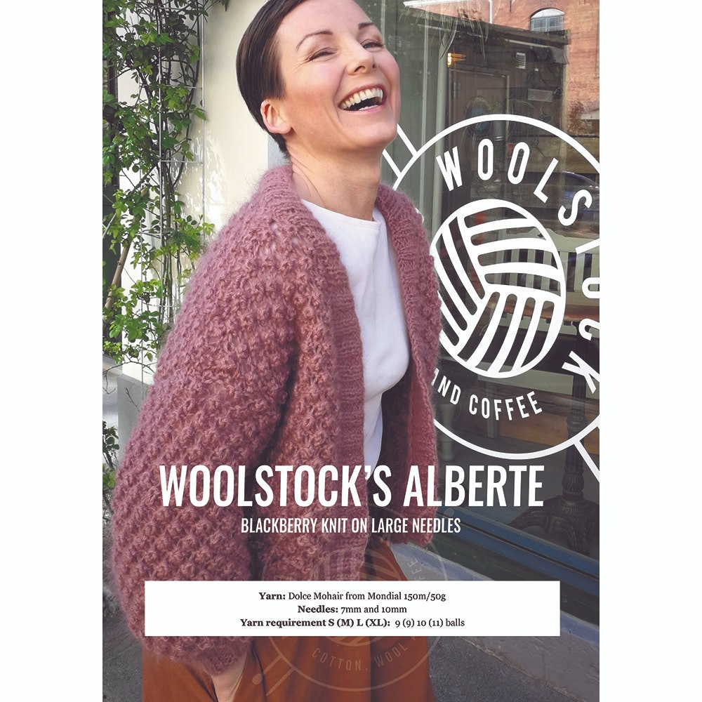 Woolstock's Alberte ENGLISH