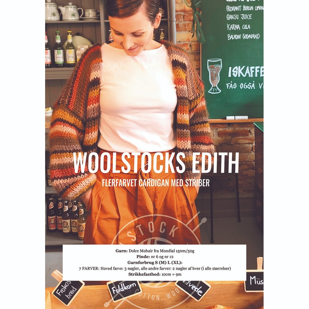 Woolstocks Edith