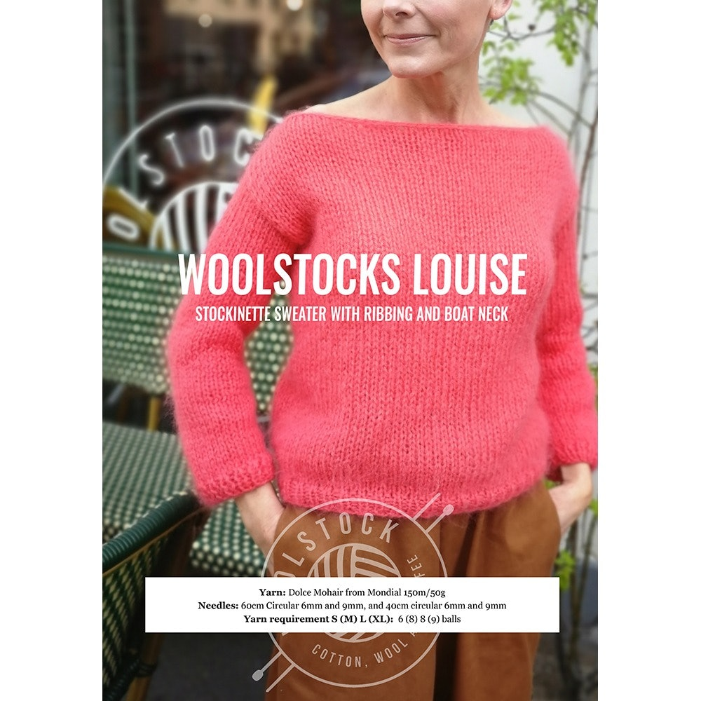 Woolstock's Louise ENGLISH
