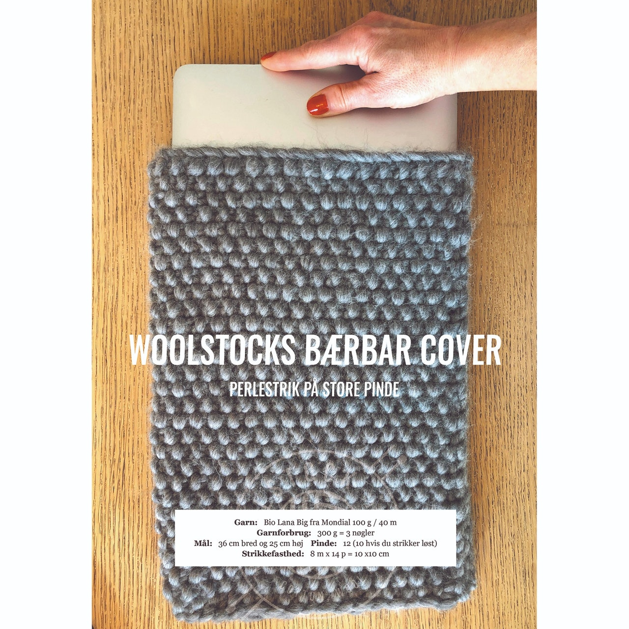 Woolstocks Bærbar cover