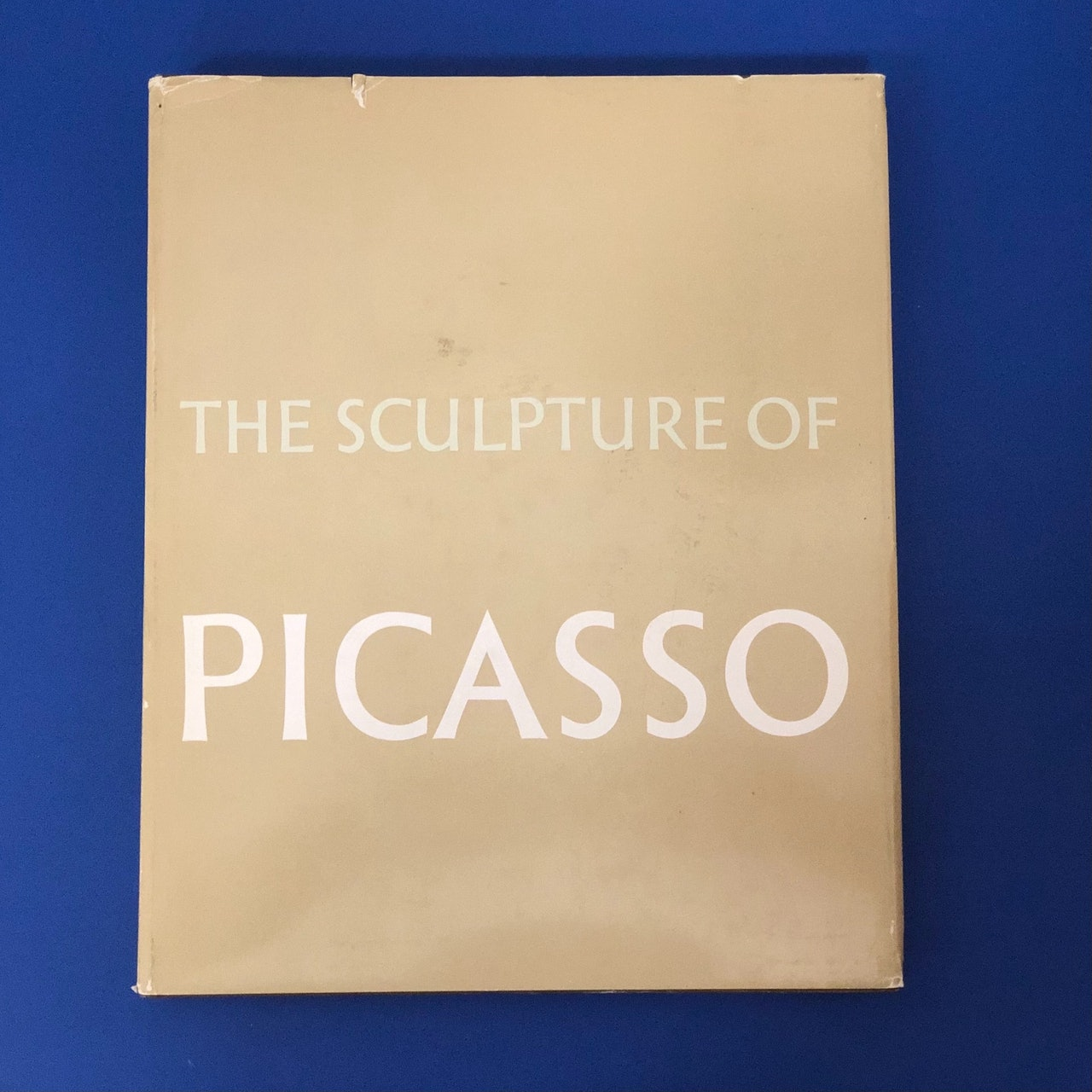 Book: The Sculpture Of Picasso