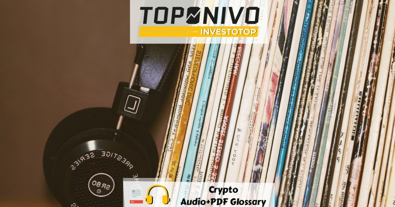 Crypto Glossary (Downloadable MP3s + PDF) - One Year Access