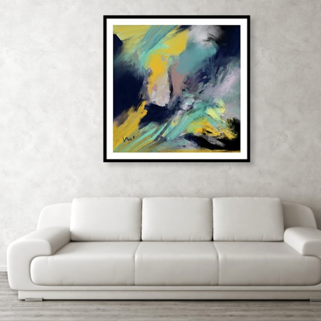 Pay What You Want Abstract Expressionism Instant Download