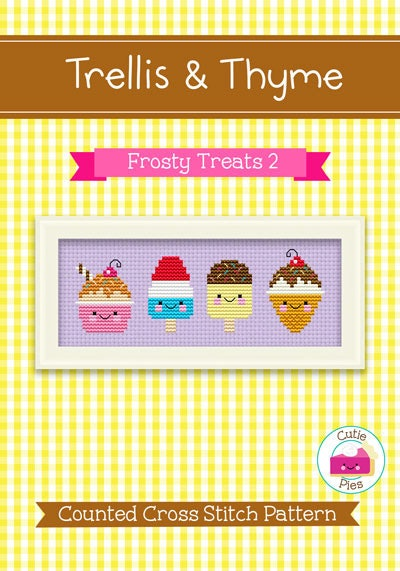 Frosty Treats 2