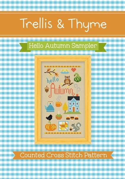 Hello Autumn Sampler