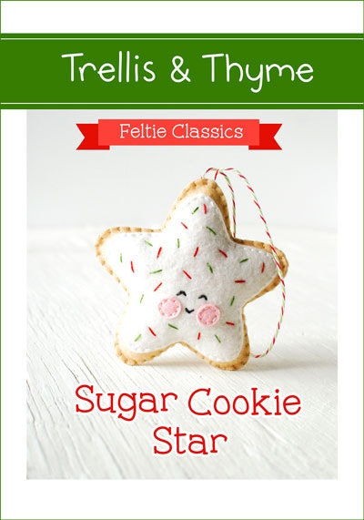 Sugar Cookie Star