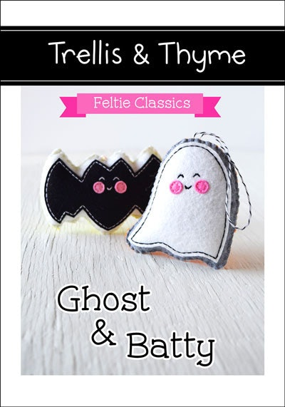 Ghost and Batty