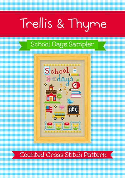 School Days Sampler