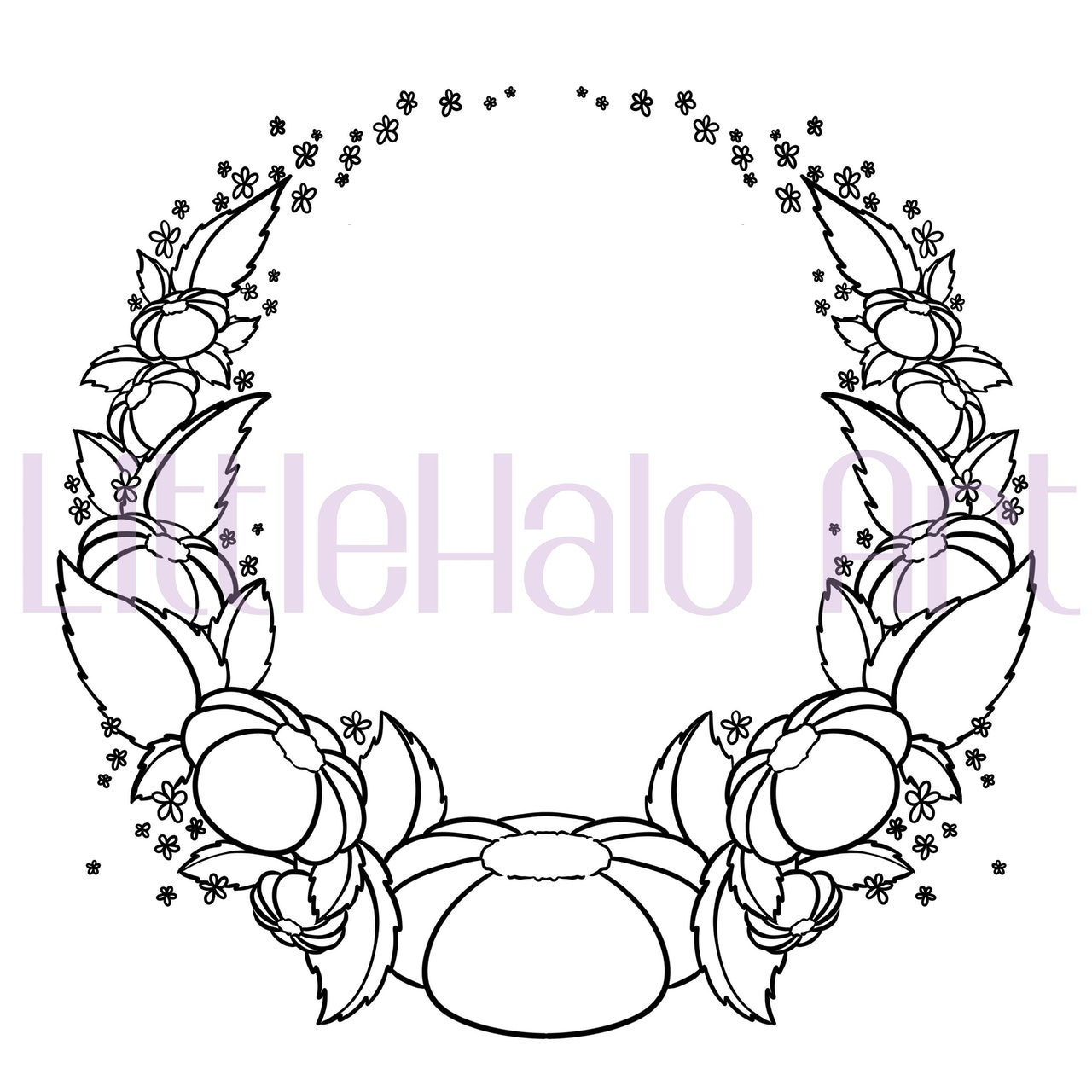 Flower Wreath .png
