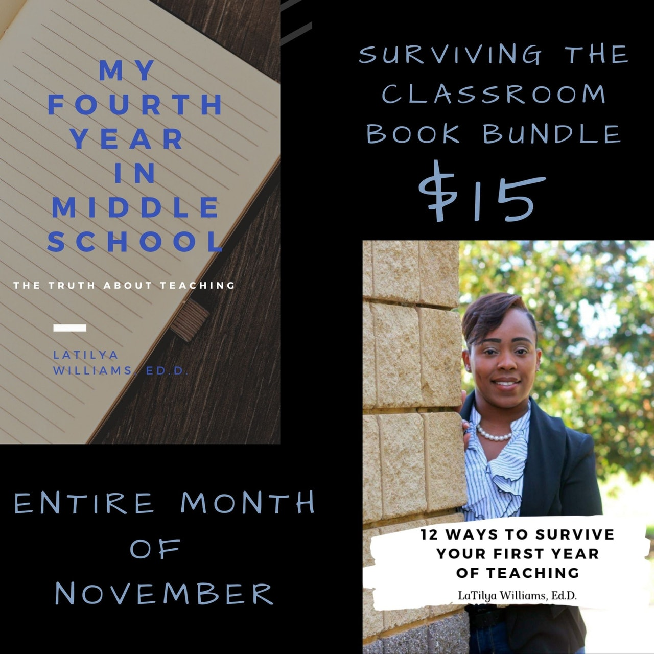 Survive the Classroom Book Bundle