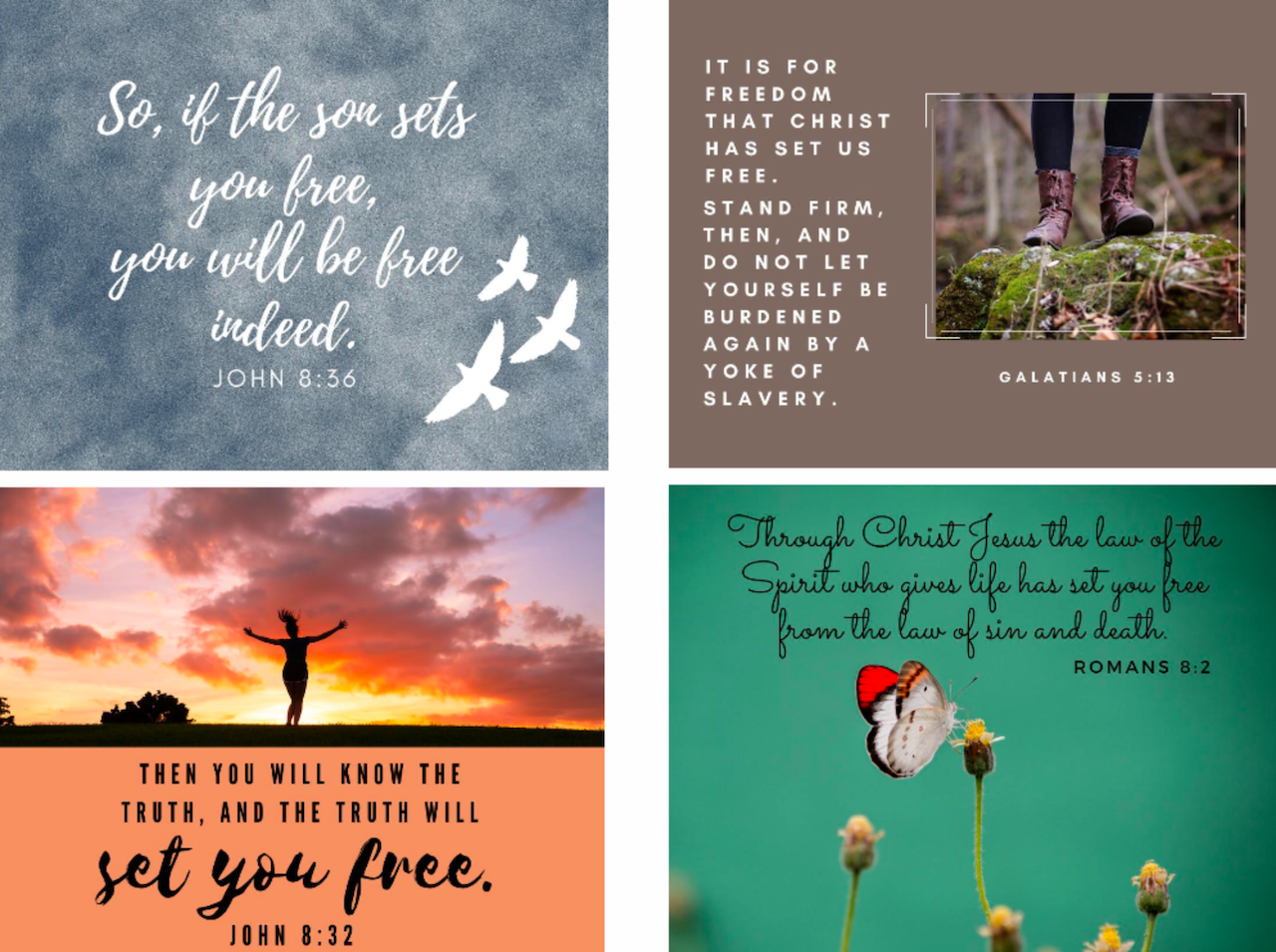 July Free Scripture Printables