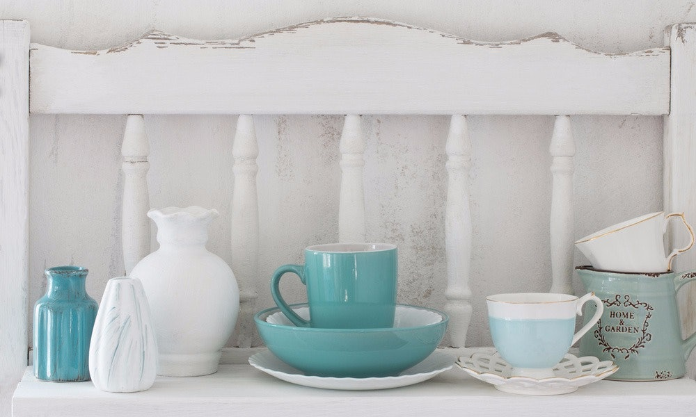 Eclectic Collection Complete Tea Set
