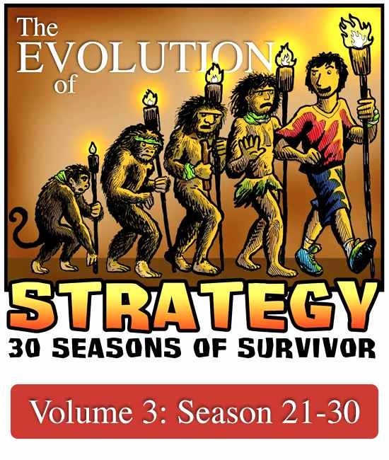 The Evolution of Strategy: Volume 3 | Seasons 21 - 30