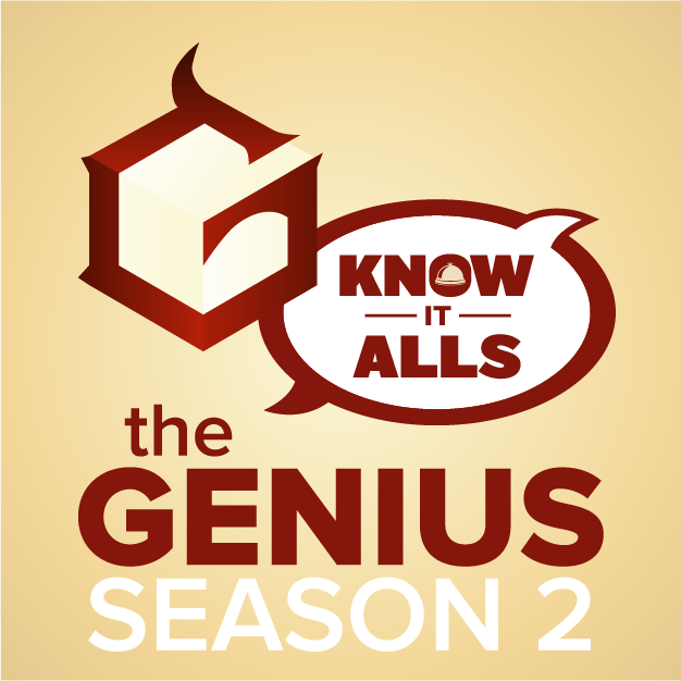 The Genius Know-It-Alls: Season 2 - Rule Breakers Audiobook