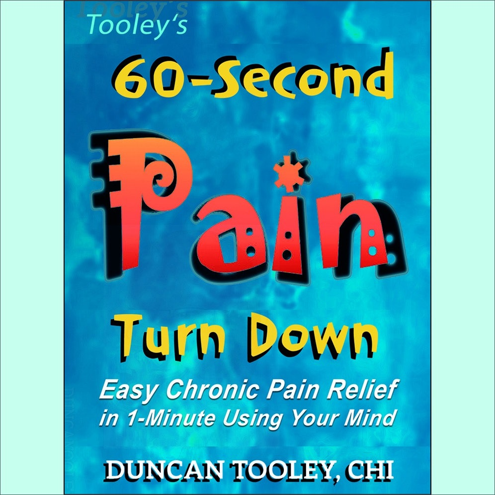 """60-Second Pain Relief"" PDF book"