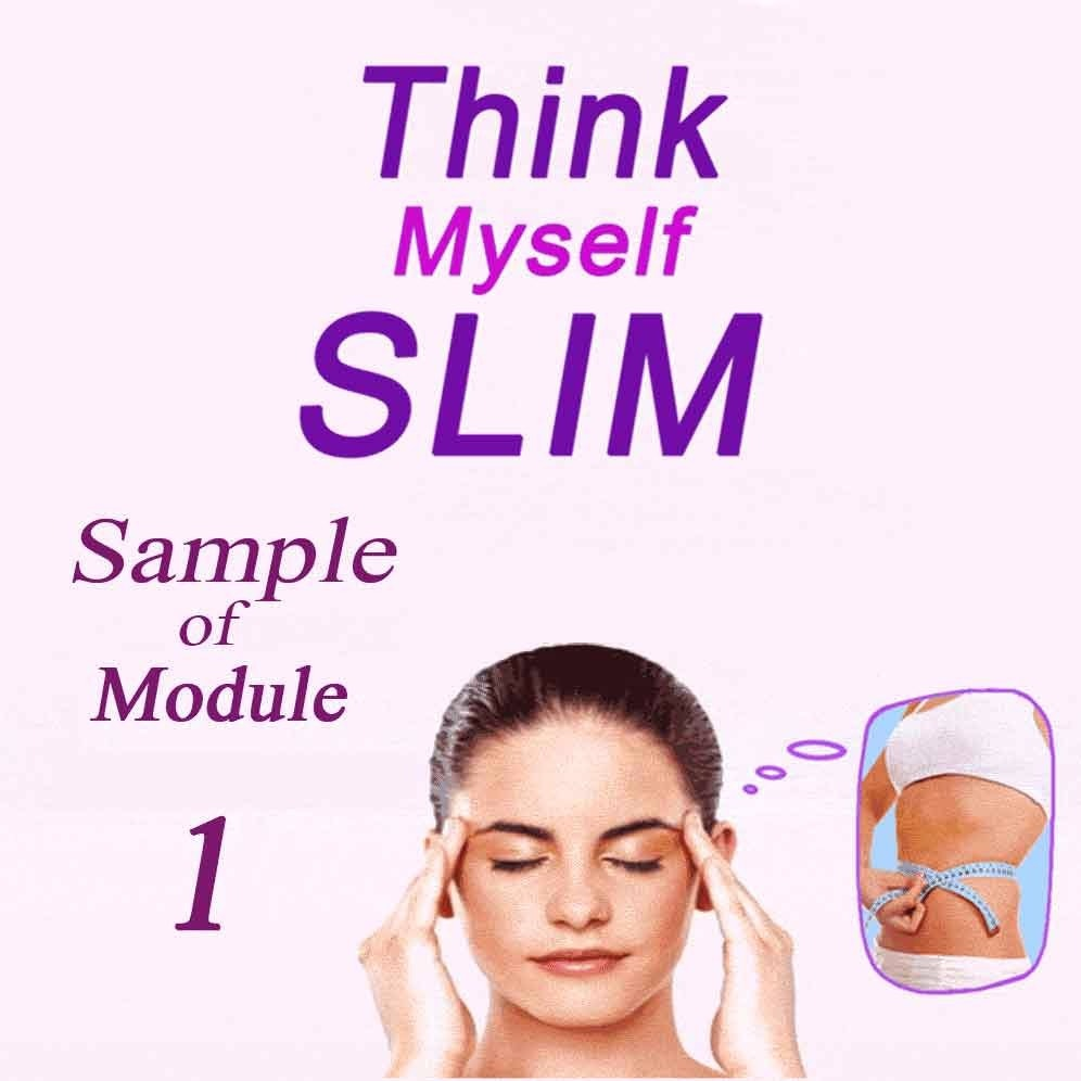 """Think Myself SLIM®"" Weight Loss System - Intro-2 Module Sample"