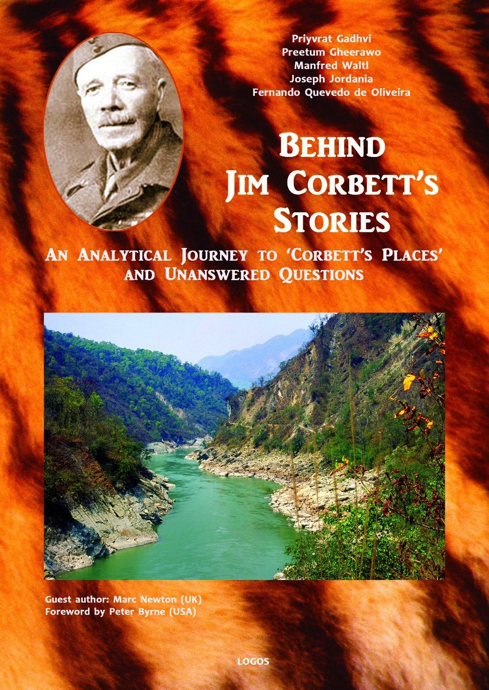 ebook-Behind Jim Corbett's Stories:Analytical Journey to 'Corbett's Places' and Unanswered Questions