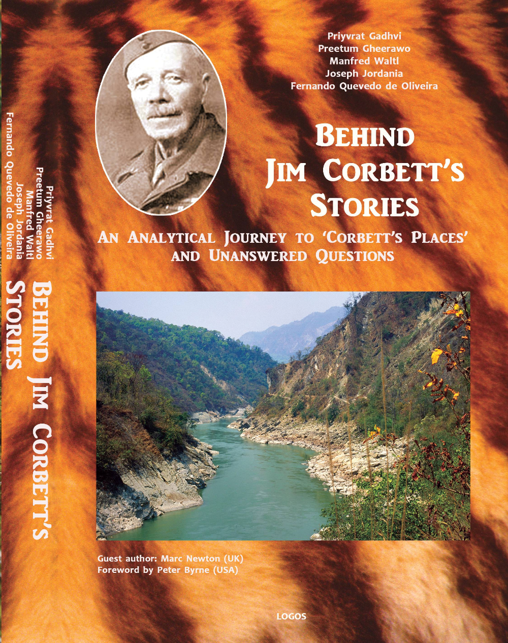 H/copy-Behind Jim Corbett Stories:An Analytical Journey to Corbett's Places and Unanswered Questions