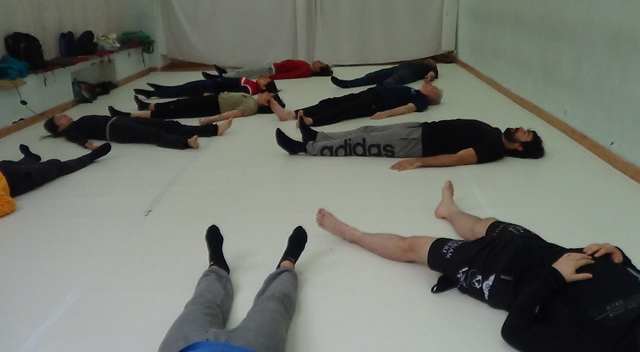 Systema Guided Breathing Drill