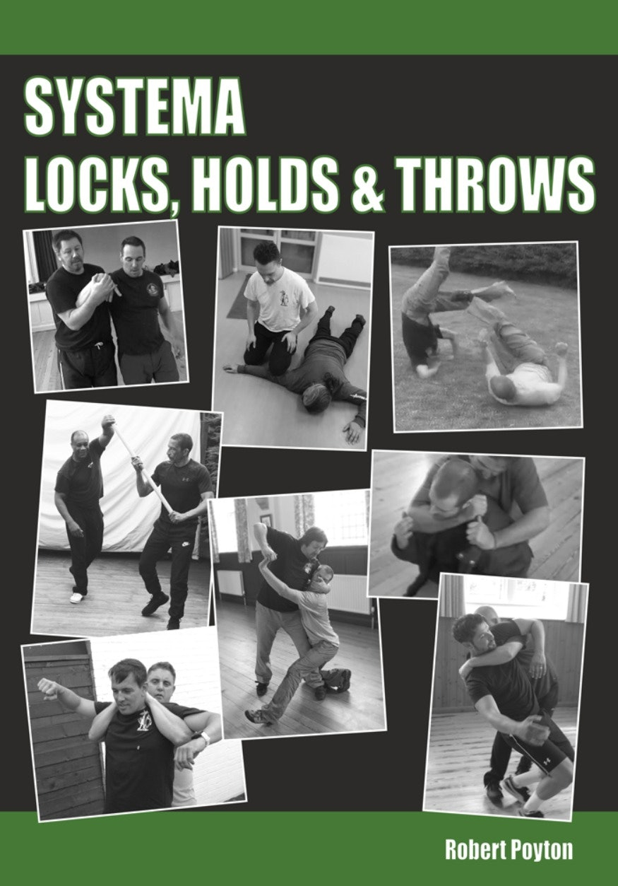 Systema Locks, Holds & Throws paperback