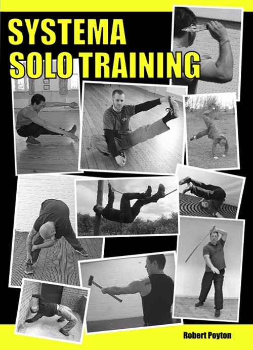 Systema Solo Training Paperback