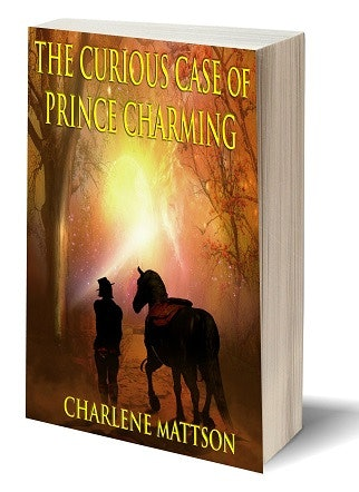 Paperback: The Curious Case of Prince Charming