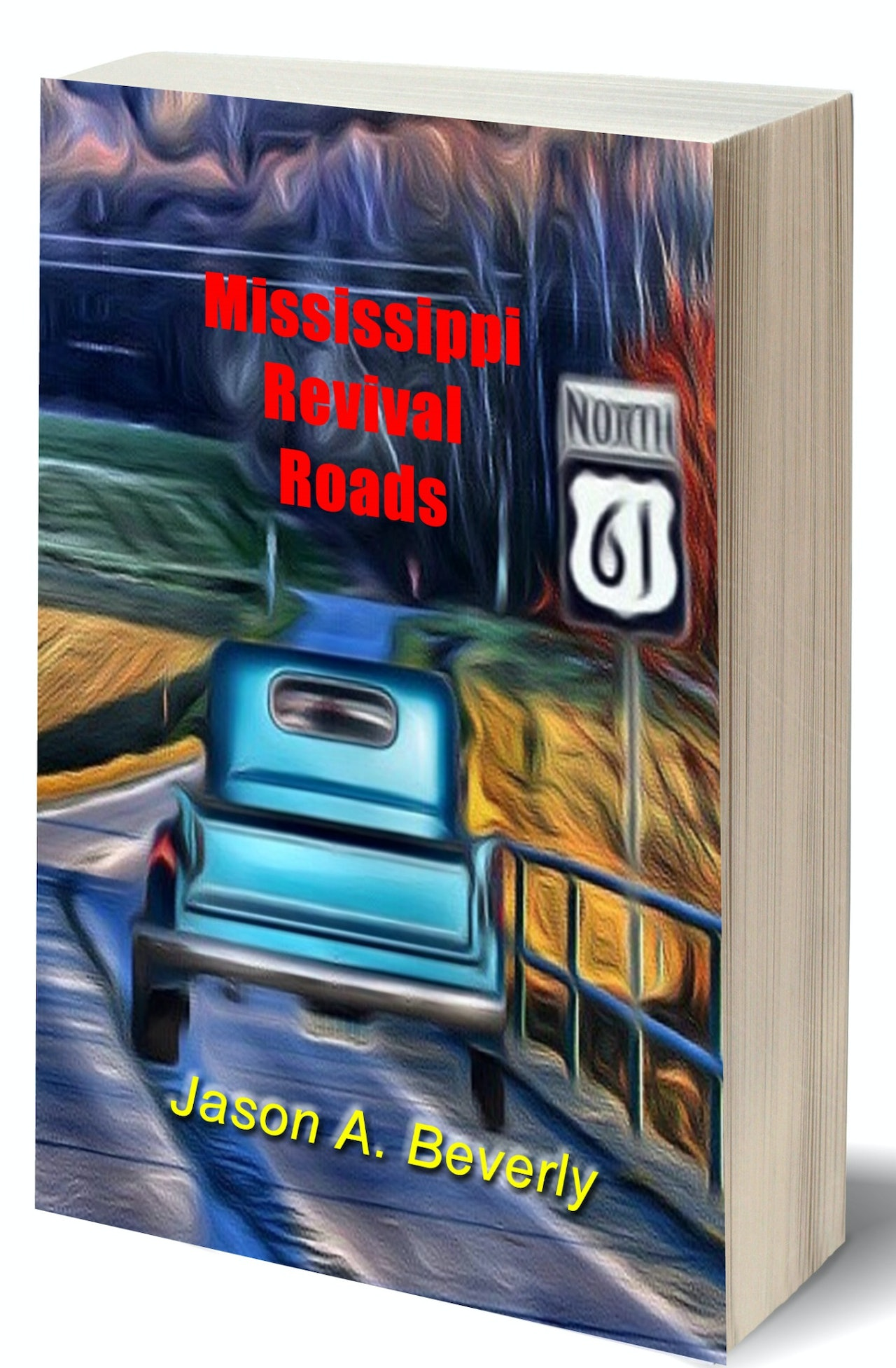 Paperback: Mississippi Revival Roads