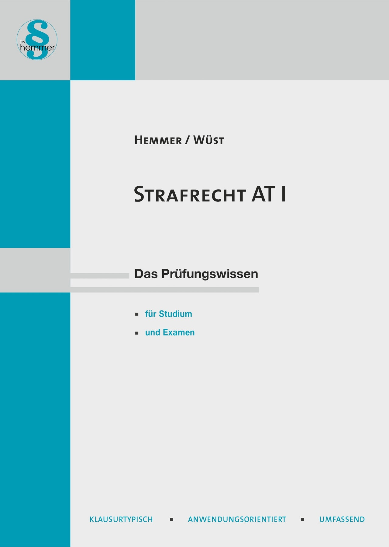 E-Book Strafrecht AT I - 14. Auflage 2019