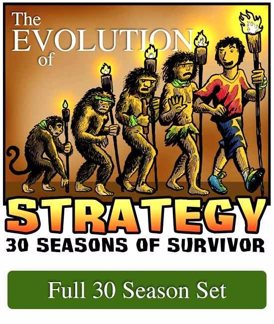 The Evolution of Strategy: Full 30 Season Set