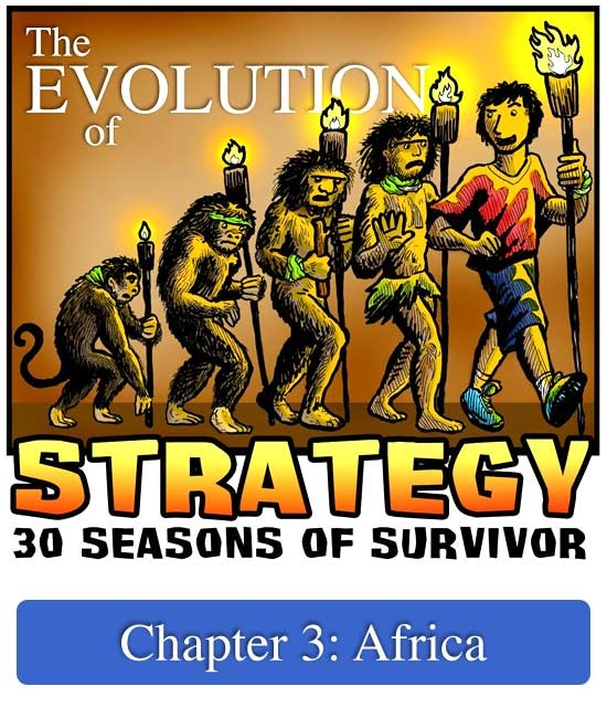 The Evolution of Strategy: Chapter 3 - Africa