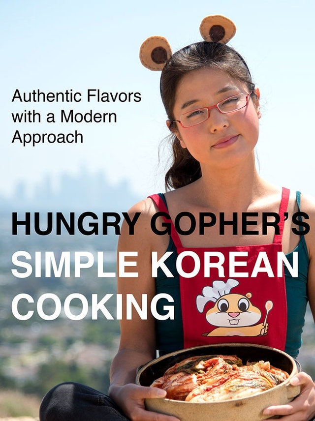 Image for Hungry Gopher's Simple Korean Cooking