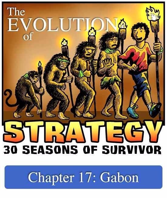 THE EVOLUTION OF STRATEGY: CHAPTER-17 - Gabon