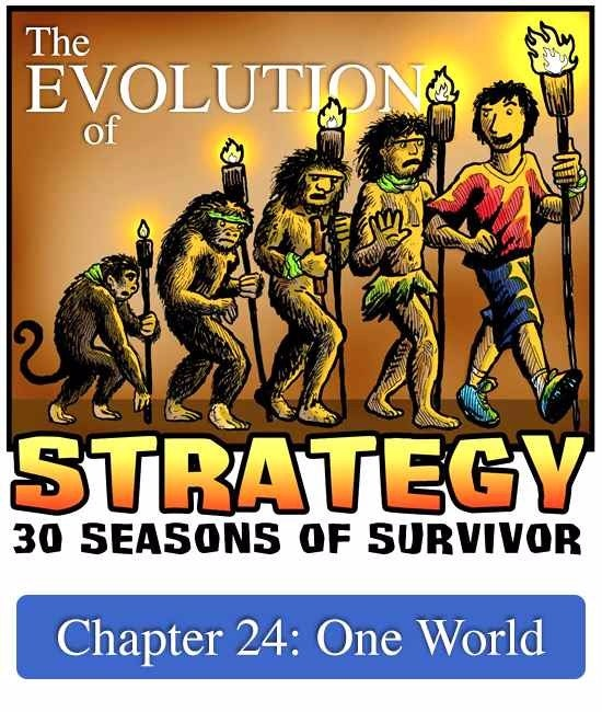 The Evolution of Strategy: Chapter-24 - One World