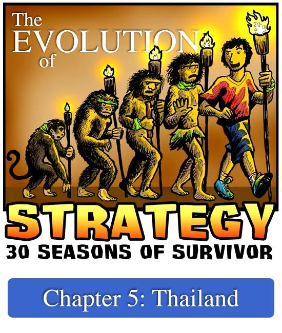 The Evolution of Strategy: Chapter 5 - Thailand